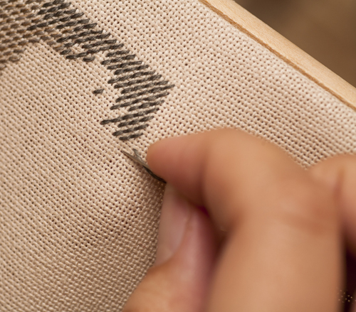 Cross-Stitch (Embroidery)
