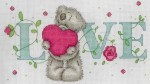 tatty teddy kits TT225 Love