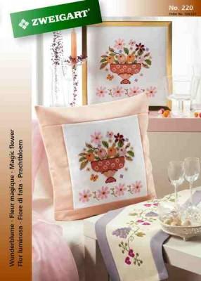 Heft No 220 Stick-Idee Wunderblume $24.60 Weight 75